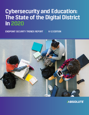 Trends In Education 2020.Endpoint Security Trends Report K 12 Edition Absolute