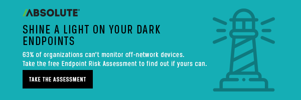 Shone a light on your dark endpoints with Absolute